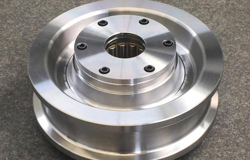 Special track roller bearing