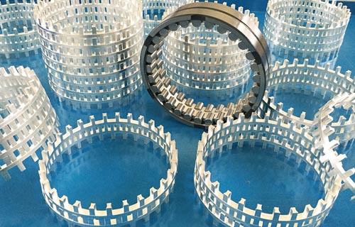 Bearings for rolling mills